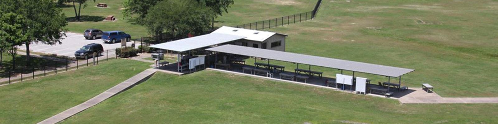 Dick Scobee Memorial Airfield: George Bush Park