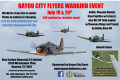 Bayou City Flyers – 3rd Annual Warbird Event (July 19th & 20th, 2019)